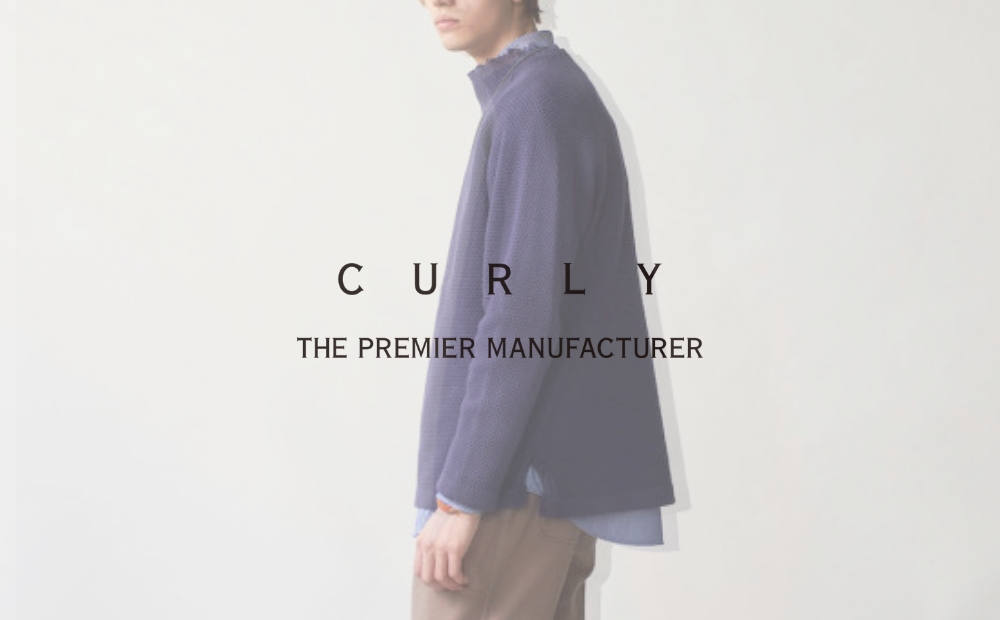 CURLY 2019 A/W COLLECTION