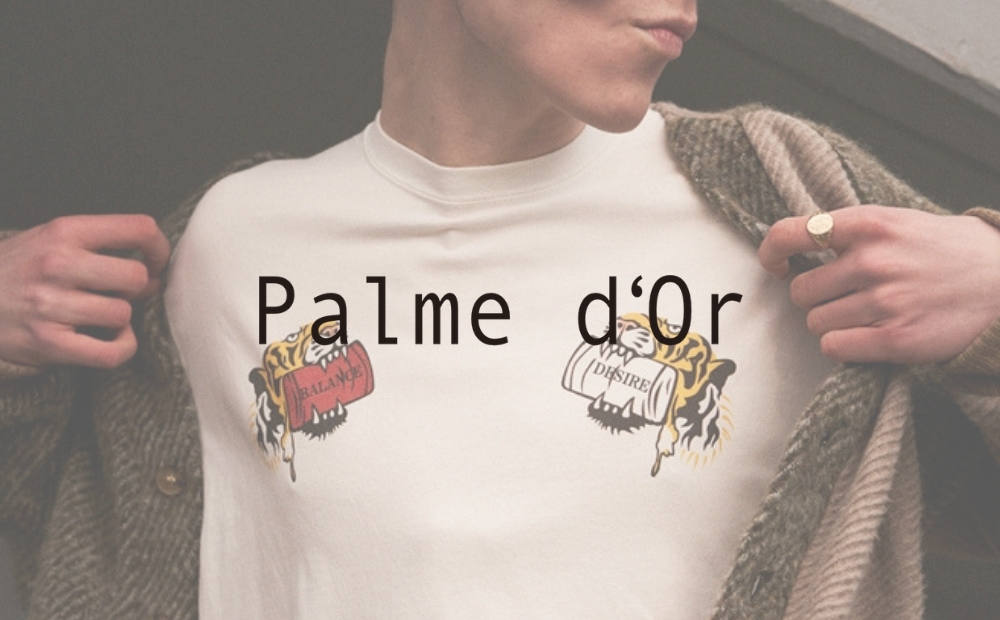 Palme d'Or 2019 A/W COLLECTION