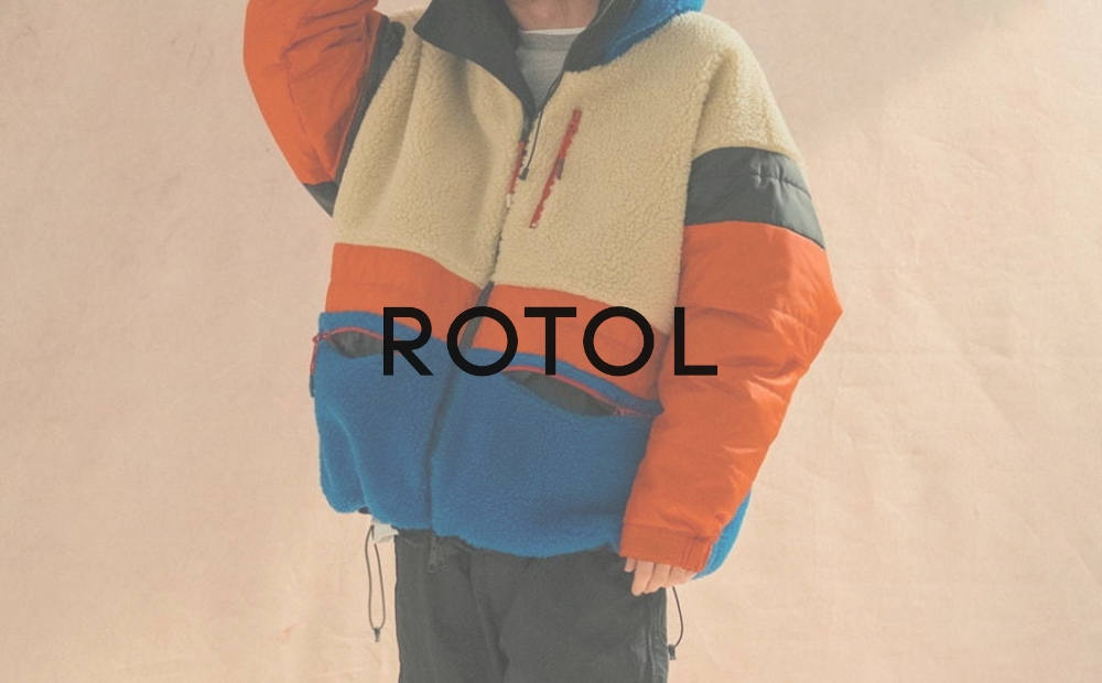 ROTOL 2019 A/W COLLECTION