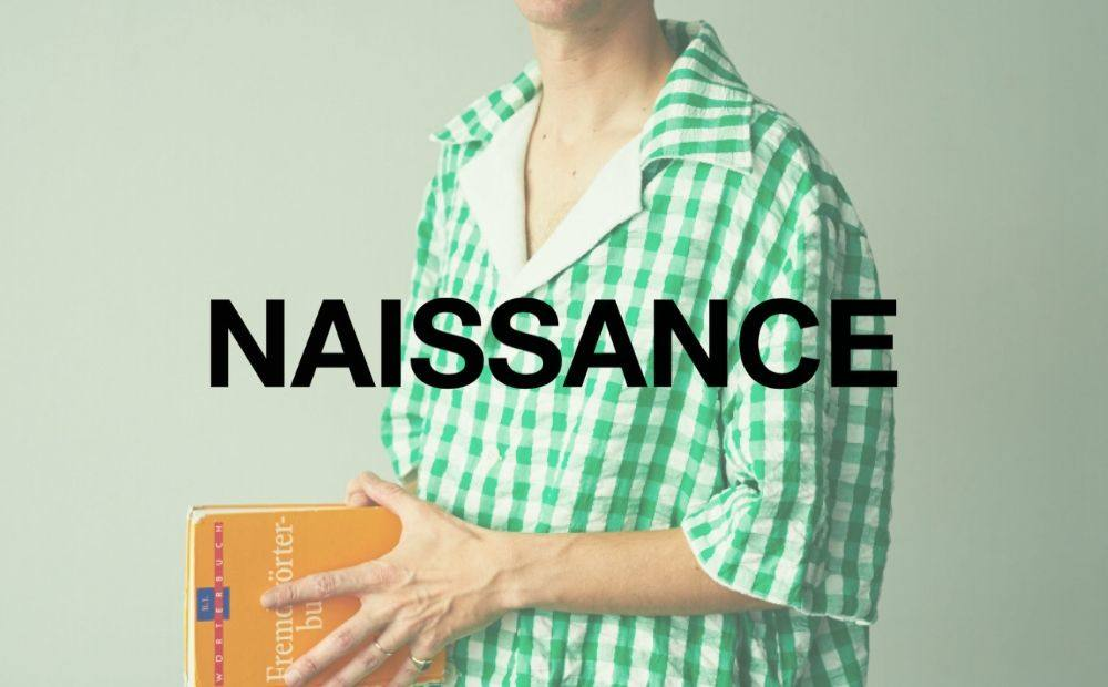NAISSANCE 2020 S/S COLLECTION