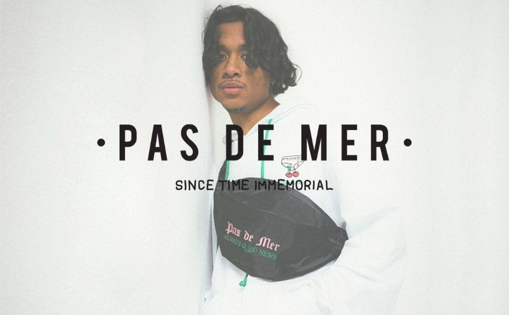 PAS DE MER 2020 S/S COLLECTION