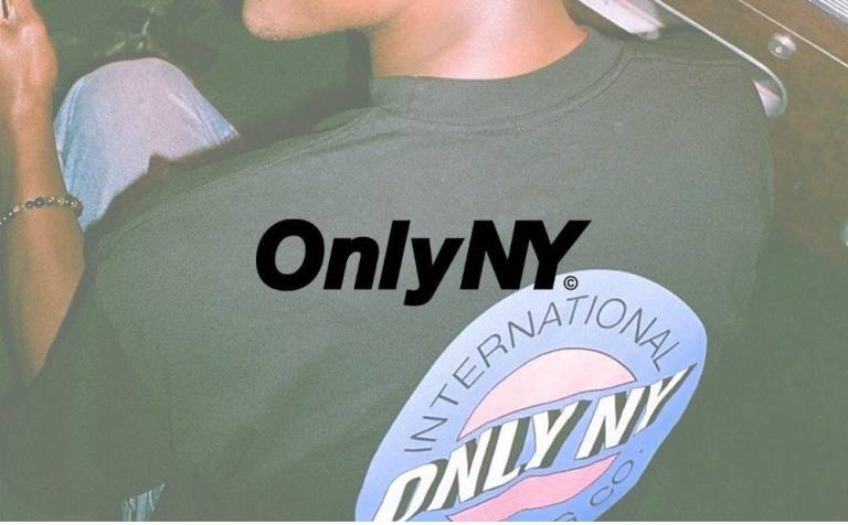 - ONLY NY 2020 S/S COLLECTION NEW DROP -