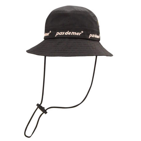 SUBURB BUCKET HAT BLACK | バケットハット