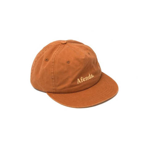 STOCK UNSTRUCTURED CAP SPICE | ロゴキャップ