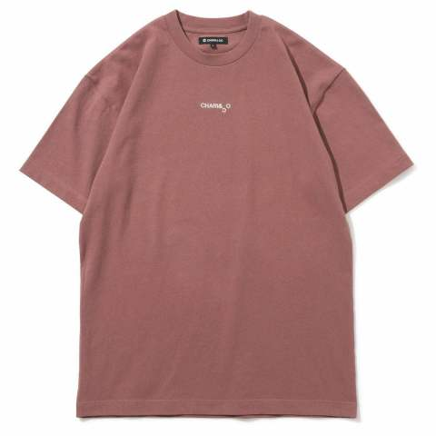 PEEL OFF TEE ROSE | 半袖Tシャツ