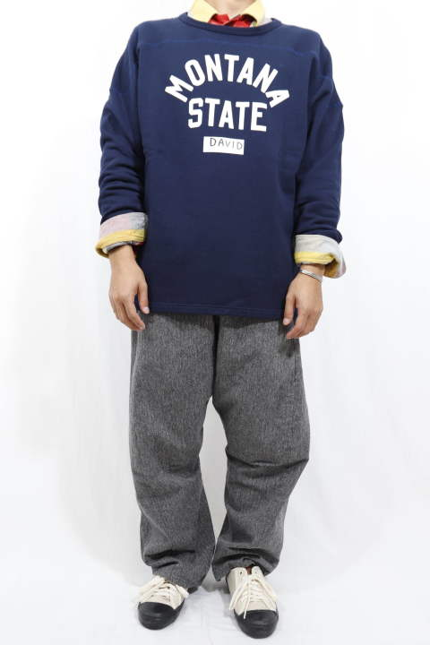 『CAL O LINE』 STYLING -02-